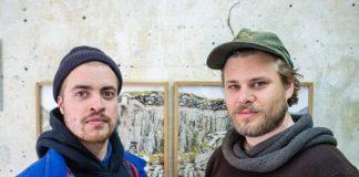 Jonas Fischer und Philipp Meuser