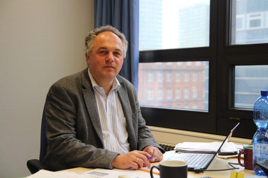 Thomas Schmidt: Experte für das Internet der Dinge