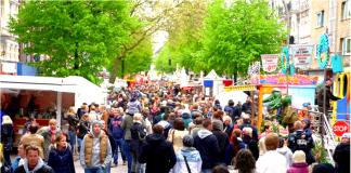 Das Osterstraßenfest im Herzen Eimbüttels