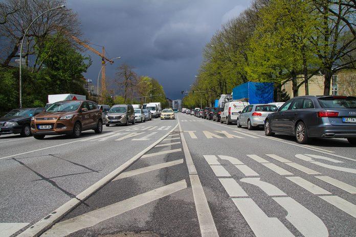 Gefaehrliche Radwege Hamburg Dammtor