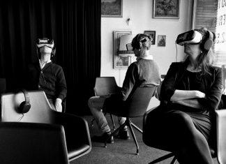 Virtual Reality: gleicher Raum, verschiedene Realität. Foto: Guido von Nispen_flickr.com_cc-by 2.0