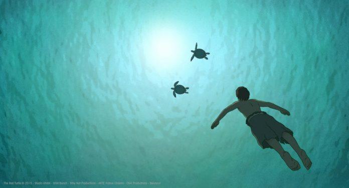 Szene aus dem Animationsfilm