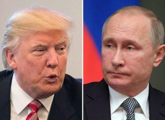 Wladimir Putin Donald Trump G20 Hamburg