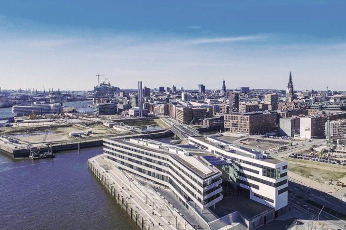 Die HafenCity Universität im Hamburger Hafen. Hier findet im Juni der Civil20-Gipfel der internationalen Zivilgesellschaft statt.