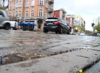 Frühlingswetter in Hamburg
