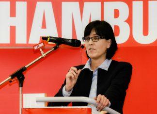 Hartz-IV-Rebellin Inge Hannemann