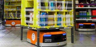Amazon-Roboter Kiva