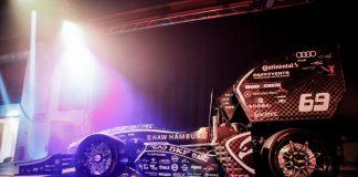 """Der neue Rennbolide von """"HAWKS Racing"""" heißt Nyala"""