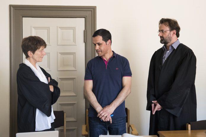 Ex-SPD-Sprecher Bülent Ciftlik steht seit 2010 wegen Vorwürfen der Vermittlung der Scheinehe vor Gericht