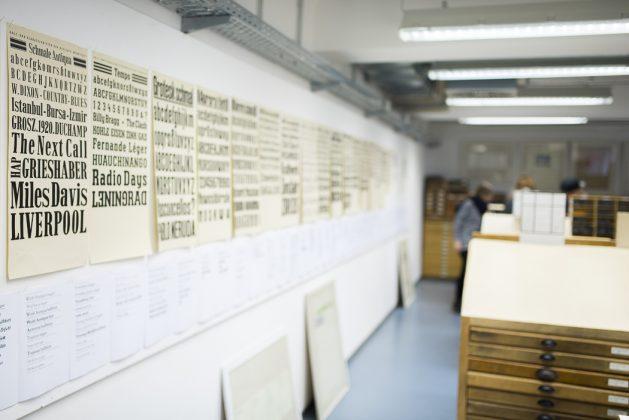 Typographie Labor HAW Hamburg DMI Kommunikationsdesign Schmale Antiqua