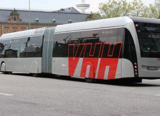 Elektro-Bus vom VHH