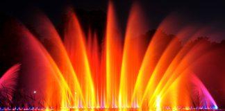Wasserlichtkonzerte in Planten un Blomen Hamburg