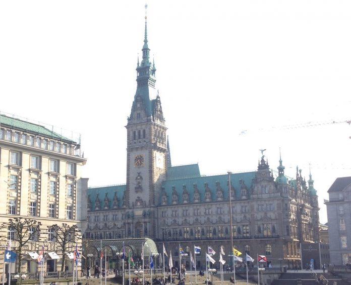 Das Europäische Kulturerbejahr wird mit einem Festakt im Hamburger Rathaus eröffnet. Foto: Agata Strausa