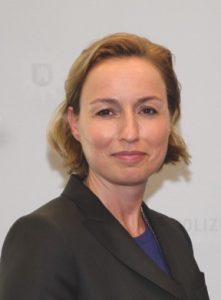 Alexandra Klein ist die Leiterin der SoKo Castle. Foto: Sandra Vogel