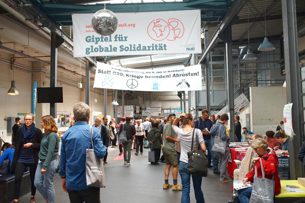 Alternativgipfel Hamburg G20 Gipfel für globale Solidarität