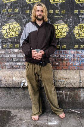 Armut in Hamburg Obdachlosigkeit