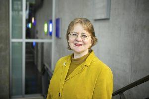 Vizepräsidentin Monika Bessenrodt-Weberpals
