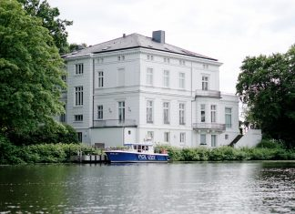 Gästehaus des Hamburger Senats Feenteich
