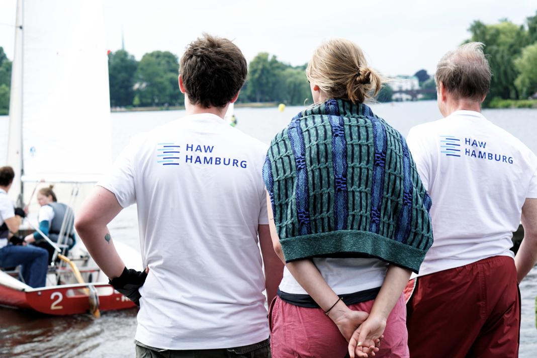 HAW Hamburg Regatta Segeln