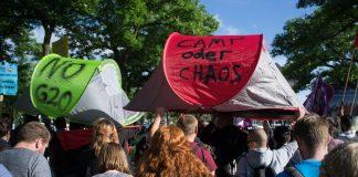 Protestbündnis Gemeinsam statt G20