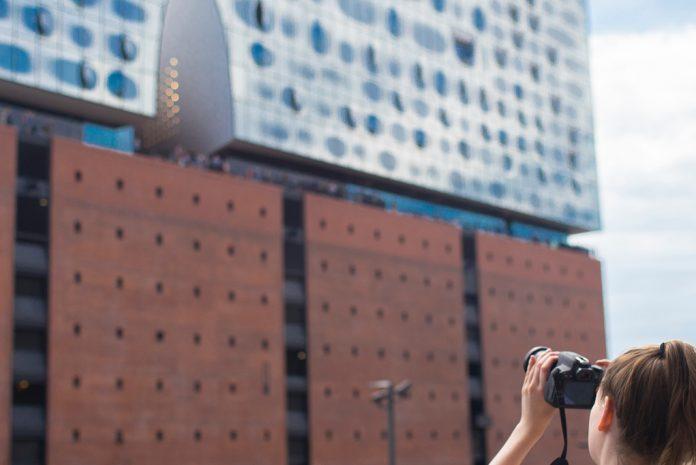 Das neue Wahrzeichen Hamburgs: Die Elbphilharmonie