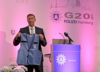 G20-Gipfel: Zill informiert über Kommunikationskonzept
