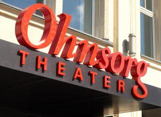 Der Eingang des Ohnsorg-Theater.