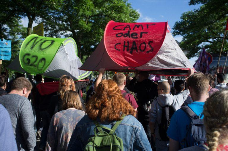 G20 Protestcamp