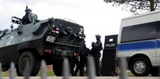 Sondereinheit-Polizei-G20