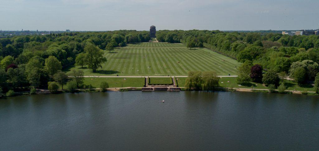 Festwiese Stadtpark Hamburg