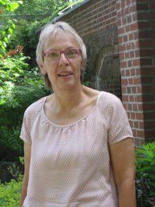 Palliative Fachkraft und Koordinatorin Astrid Karahan.