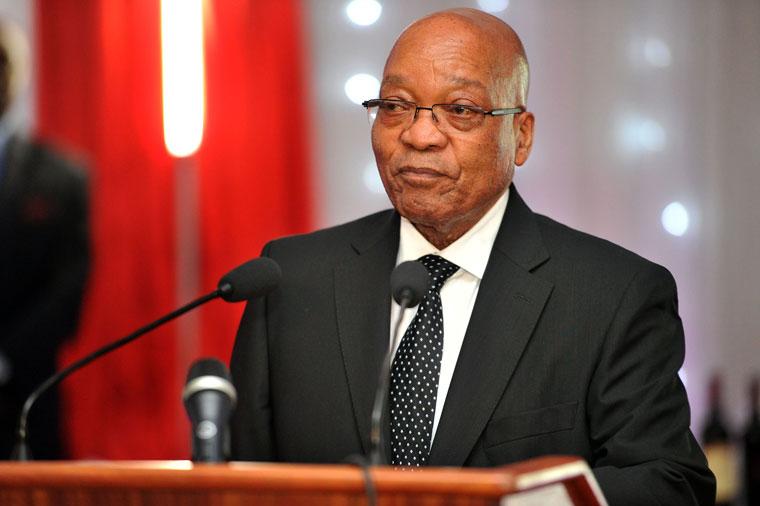 Jacob Zuma (Südafrika). Bild: GovernmentZA (Link: https://flic.kr/p/h73rAK)
