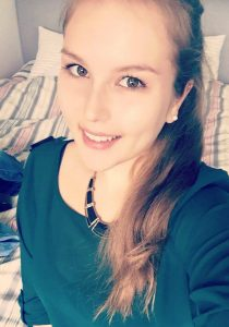 Rebecca Lunderup. Foto: privat