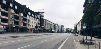 Typisch G20 Alltag Hamburg