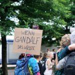 Lieber tanz' ich als G20