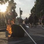 Sternschanze G20 Ausschreitungen Freitagabend