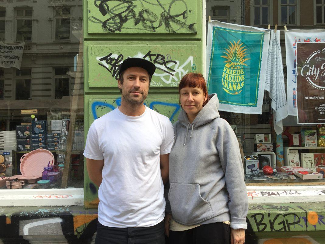 Humans of G20 Britta und Matthias