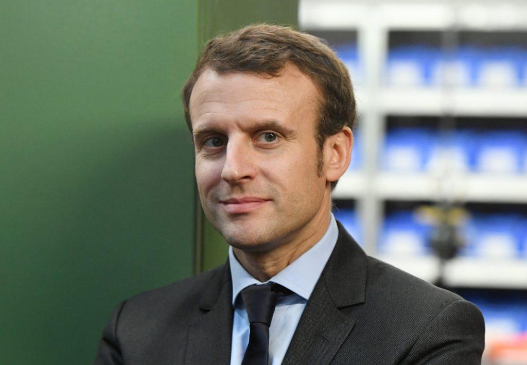 Emmanuel Macron (Frankreich). Bild: dpa