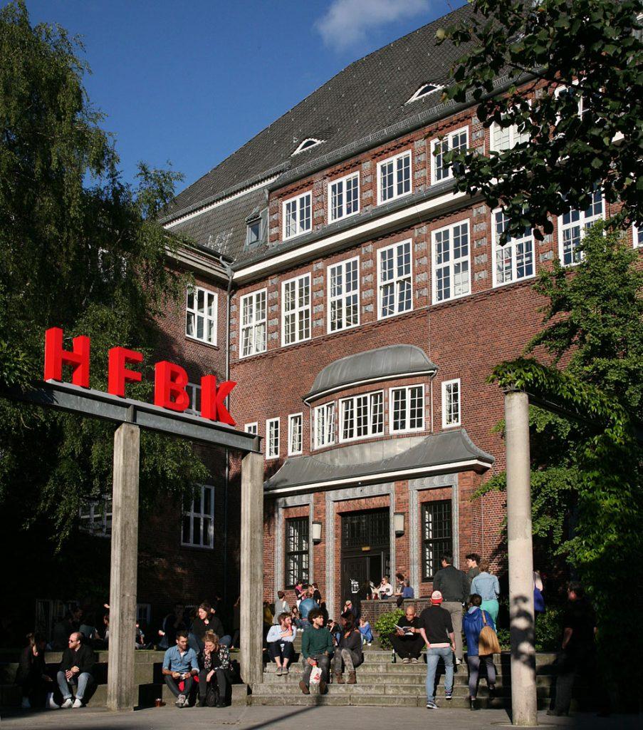 HFBK Hamburg von aussen