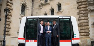 """Die Stadt Hamburg hat eine Partnerschaft mit der Deutschen Bahn zum Thema """"Smart City"""" vereinbart."""
