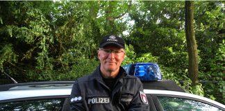Humans of G20 Polizist