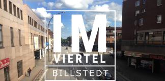 Im Viertel Billstedt