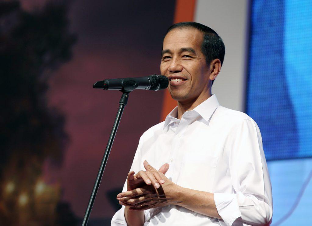 Joko Widodo (Indonesien). Bild: Jeon Han (Link: https://flic.kr/p/GfY6WB)