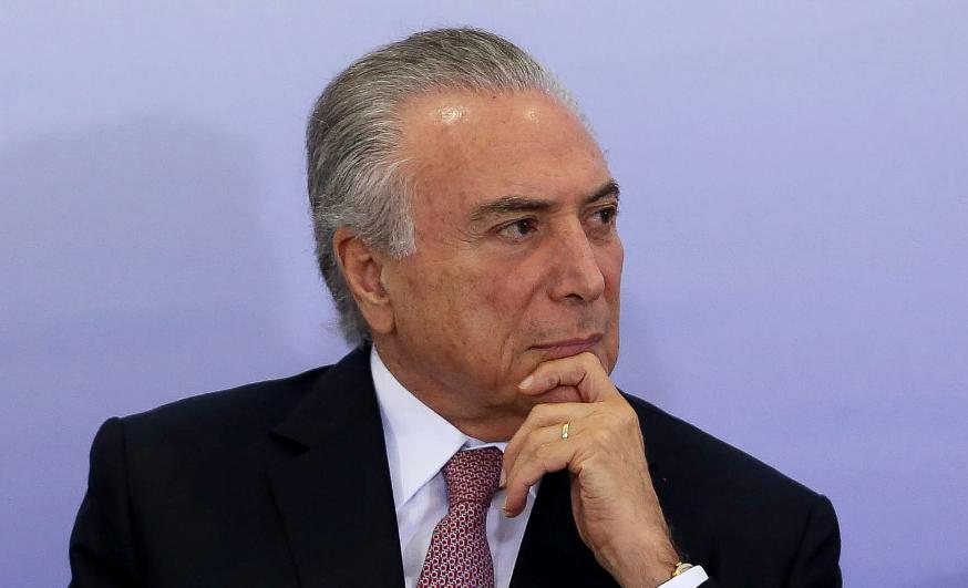 Michel Temer (Brasilien). Bild: dpa