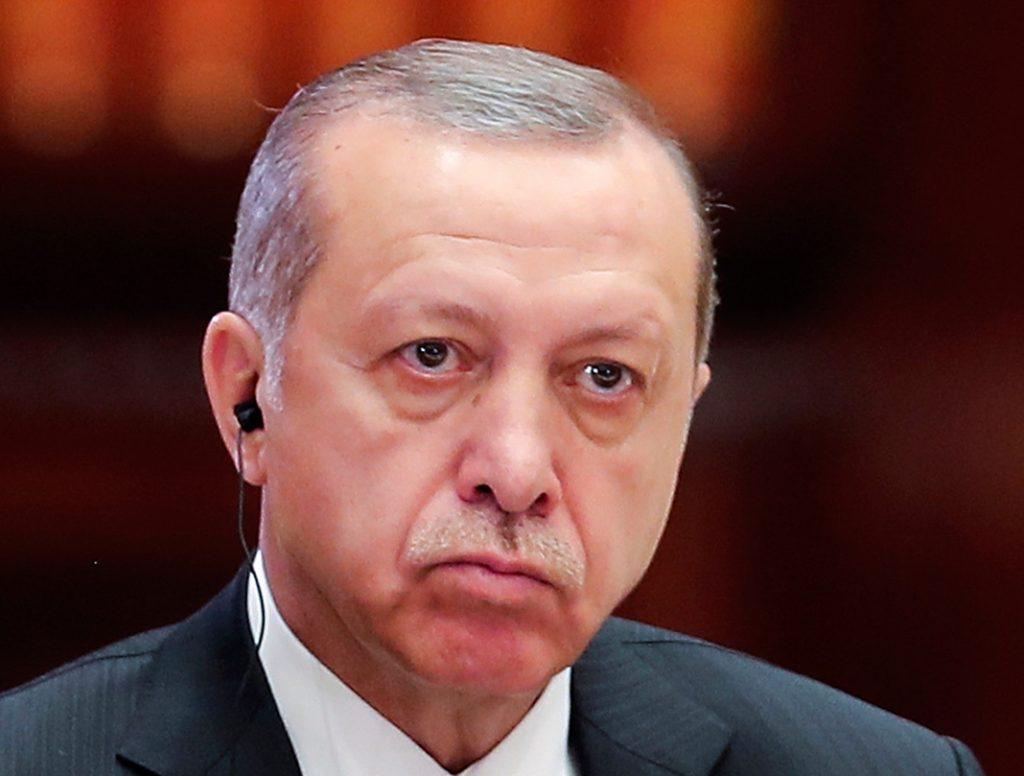 Recep Tayyip Erdogan (Türkei). Bild: dpa