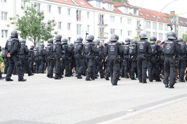 """""""Block G20"""". Foto: Julian Kornacker."""