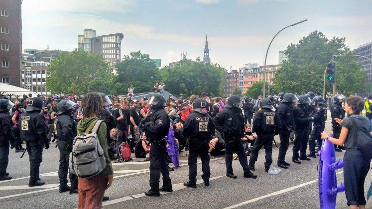 """Block G20"". Foto: Robert Bauguitte."