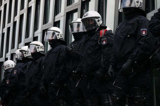"""Block G20"". Foto: Marie-Sophie Vorbrodt."