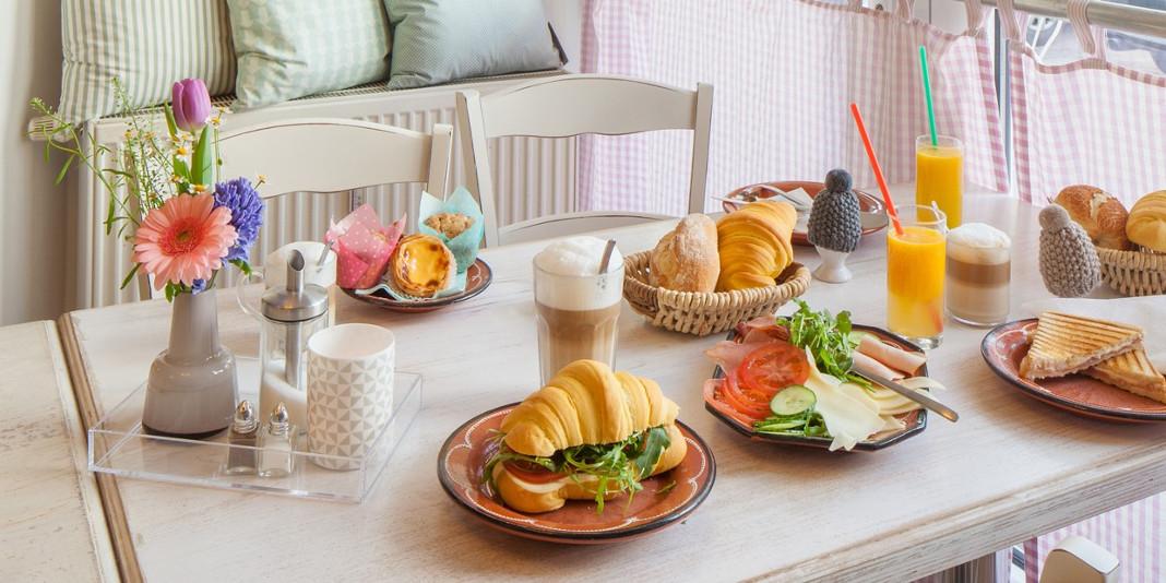 7 Cafés für ein Frühstück im Sommer | FINK.HAMBURG