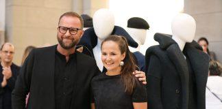 Gewinnerin Hannah Kliewer und Jurymitglied Thomas Steinbrück